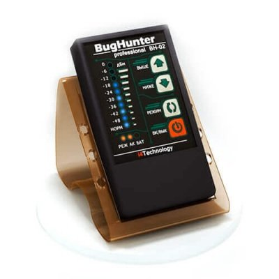 Детектор жучков BugHunter Professional BH-02 i4technology - Techyou.ru
